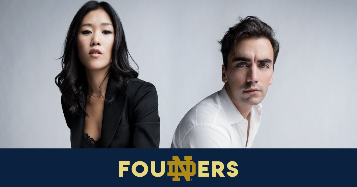 Nd Founders Profile 1 How This Notre Dame Architecture Grad Built A Successful Fashion Design House News Idea Center University Of Notre Dame